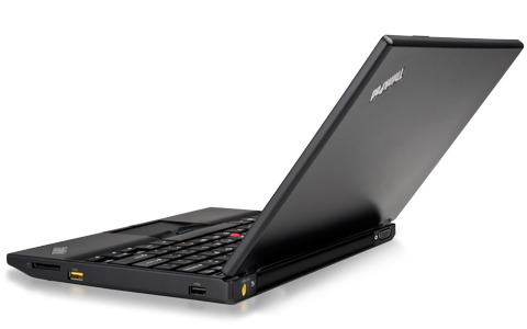 ThinkPad X120e laptop