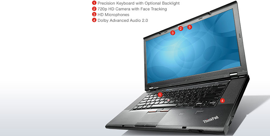 T530 Features