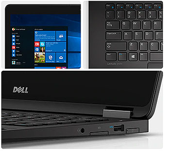 E7470 Loaded with high-tech features